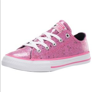 Converse Chuck Taylor Galaxy Glimmer Low Top Pink